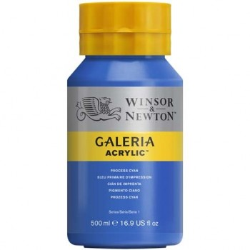 Winsor & Newton Galeria Acrylic Color 500ml WIN2150535