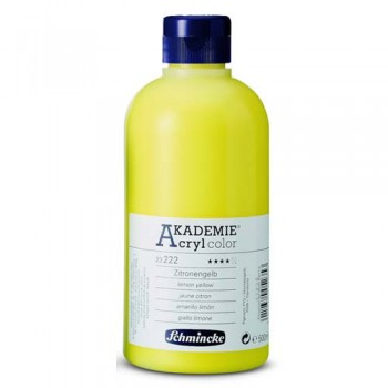 Schmincke Akademie Acryl Color 500ml SKE23-3