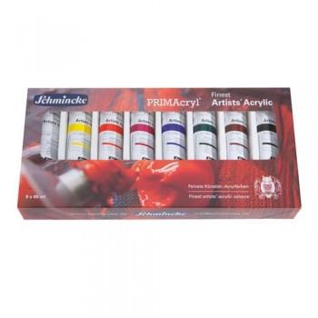 Schmincke Acrylic Color Set SKE 73002