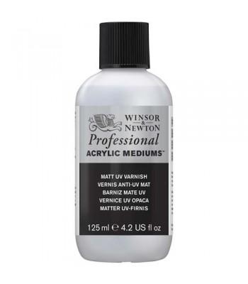 Winsor & Newton Acrylic Mediums - MATT UV VARNISH