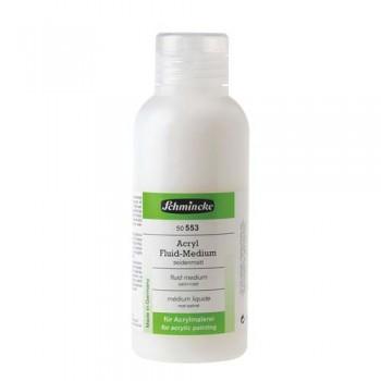 Schmincke Acrylic Mediums Fluid Medium
