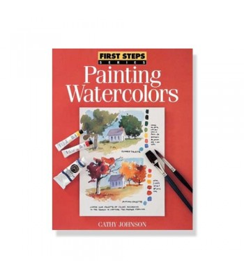 Painting Watercolors First Steps