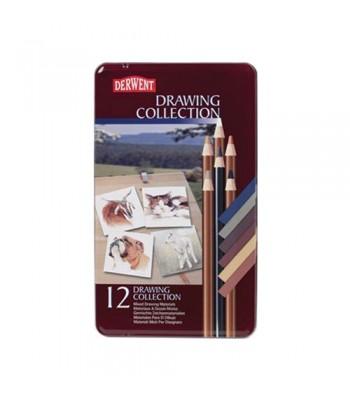 Derwent Drawing Set REXPCL 2301654