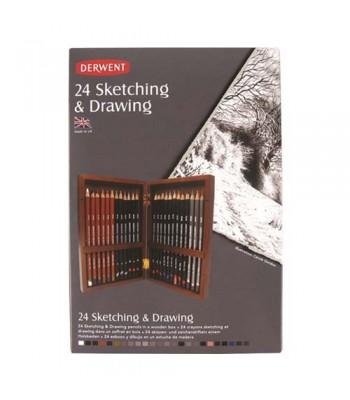 Derwent Drawing Set REXPCL 2300154