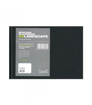 Montana Sketch Book Black A5 MONPAD108204