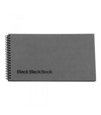 Montana Sketch Book Black 28.5x16 cm MONPAD252402