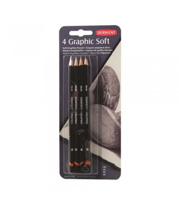 Derwent Graphic Pencil Set REXPCL39005