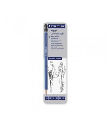 Staedtler Graphic Pencil Set STDPCL100G6