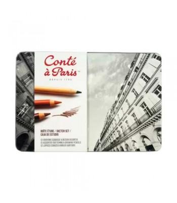 Lefranc Bourgeois Graphic Pencil Set COL500402