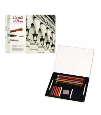 Lefranc Bourgeois Graphic Pencil Set COL500421