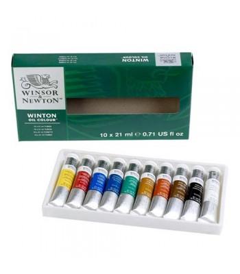Winsor & Newton Winton Oil Color Set WIN 1490618