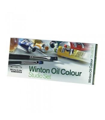 Winsor & Newton Winton Oil Color Set WIN 1490620