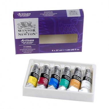 Winsor & Newton Artisan Water Mixable Oil Color Set WIN 1590251
