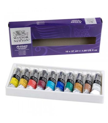 Winsor & Newton Artisan Water Mixable Oil Color Set WIN 1590228