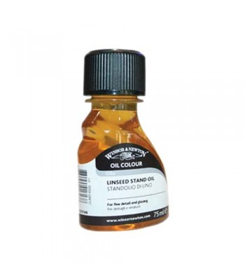 Winsor & Newton Oil Mediums Linseed stand oil