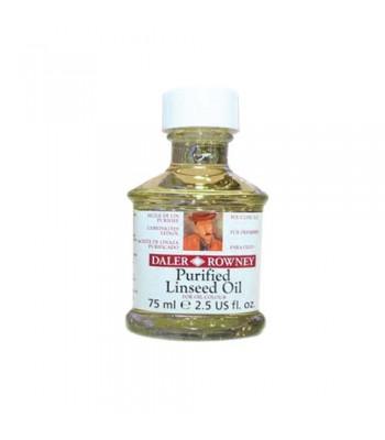 Daler Rowney Oil Mediums Purified linseed oil