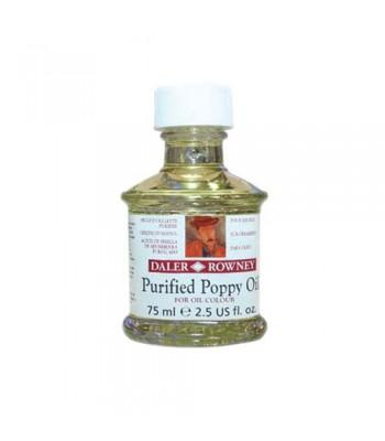 Daler Rowney Oil Mediums Purified poppy oil