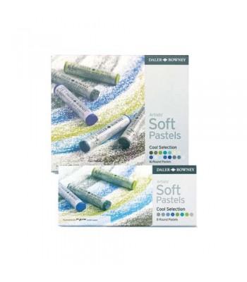 Daler Rowney Artist Quality Soft Pastel Set DAL 153 903 016