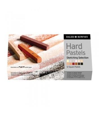 Daler Rowney Artist Quality Hard Pastel Set DAL 154 902 012
