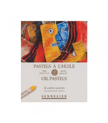 Sennelier Oil Pastel Set SEN 132 520 240