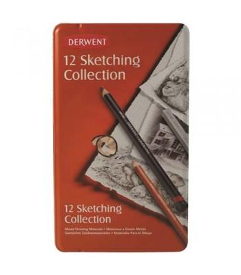 Derwent Pencil Set REXPCL 34305