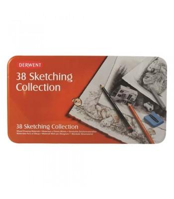 Derwent Pencil Set REXPCL 34307