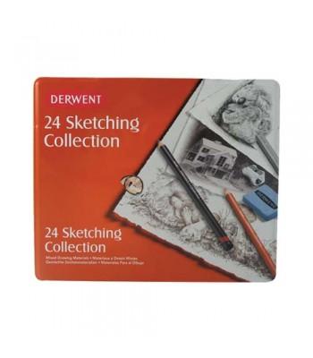 Derwent Pencil Set REXPCL 34306