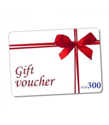 Gift Voucher 300