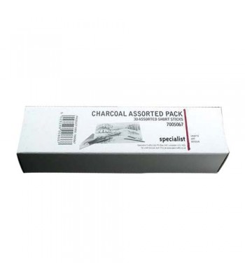 Specialist Charcoal Assorted Pack 30 in one