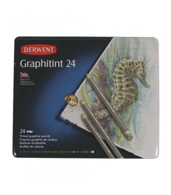 Derwent Graphitint Collection 24 Tin