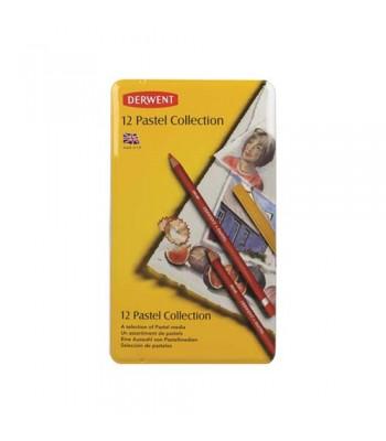 Derwent Pastel Pencil 12 colors