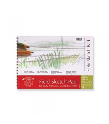 Winsor & Newton Field Sketch Pad 96Gsm 50Sheet