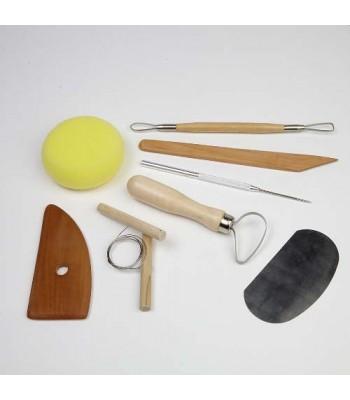 Specialist Economy Pottery Tool Kit