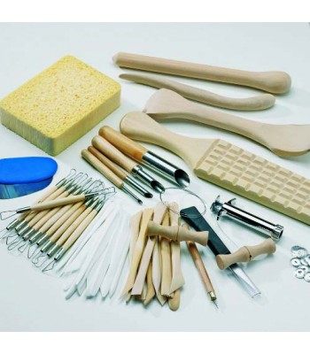 Specialist Pottery Tool Class Pack