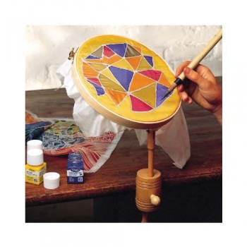 Specialist Crafts Hoop with Table Clamp 25cm Dia