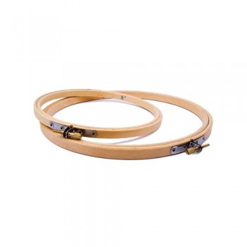 Specialist Crafts Embroidery Hoop 8inch Bamboo