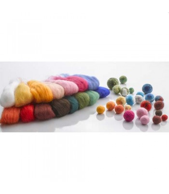 Specialist Crafts Wool Anchor 10meter Asstd