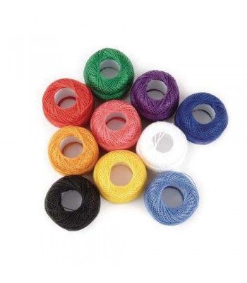 Specialist Crafts Thread Cotton for Embroidery Asstd