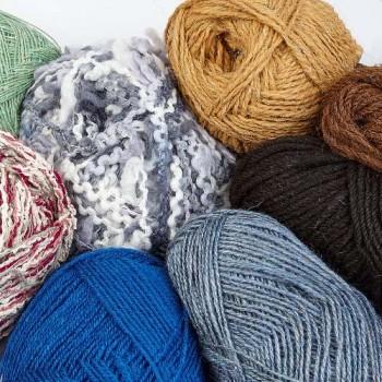 Specialist Crafts Yarn Mixed Texture 500gm Asst