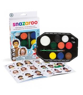 Snazaroo Face Paint Kit For Boys