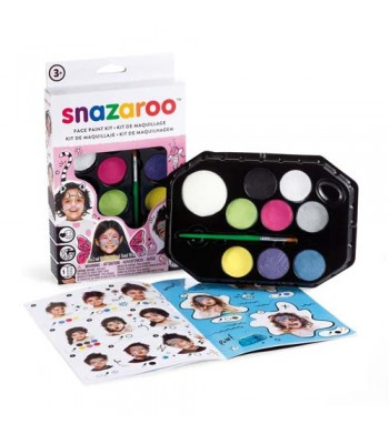 Snazaroo Face Paint Kit For Girls