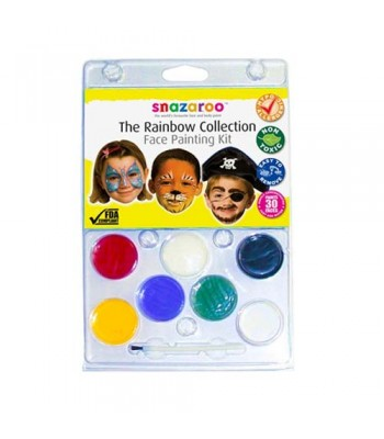 Snazaroo Face Painting Kit Rainbow