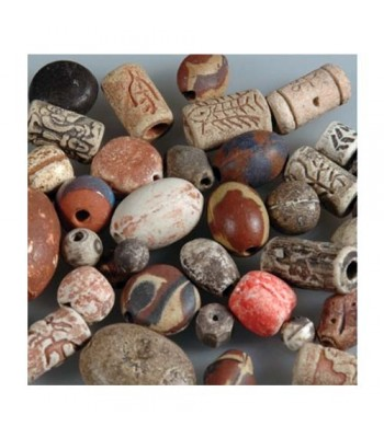 Specialist Crafts Ancient Effect Ceramic Beads