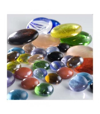 Specialist Crafts Chunky Glass Nuggets Assorted