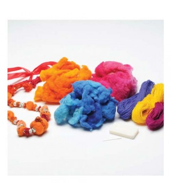 Specialist Crafts Felted Beads Kit