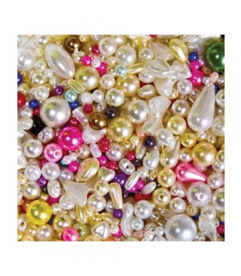 Specialist Crafts Mixed Pearl Beads