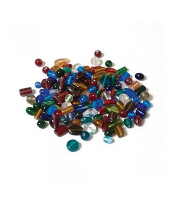 Specialist Crafts Translucent Beads Assorted