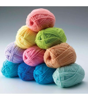Specialist Crafts Acrylic Yarn Pack