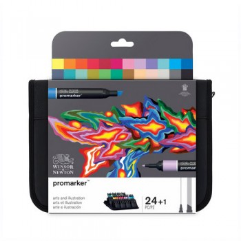 Promarker Set 1x24 Art & Illustration