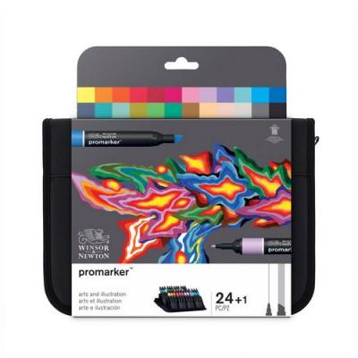 Promarker Set 1x24 Art & Illustration